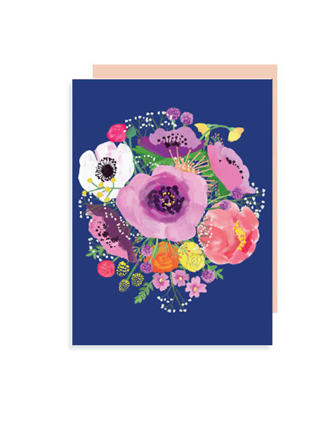 little-love-press-anemone-and-roses-note-card
