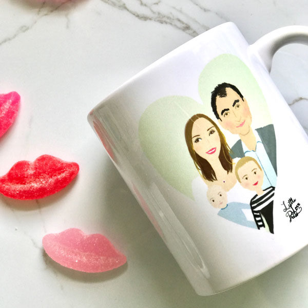 little-love-press-custom-family-portrait-mug