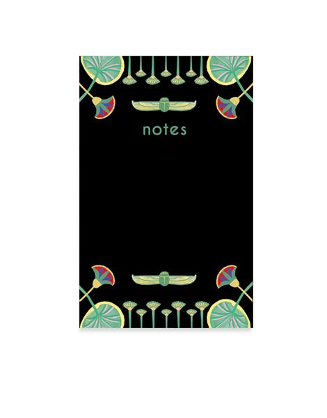 Little Love Press Egyptian Notebook