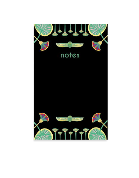 Little Love Press Egyptian Notebook