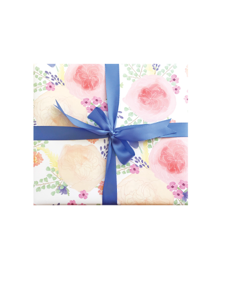 Little Love Press Garden Rose Wrapping Paper