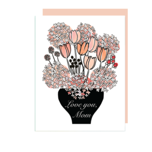 Hydrangeas Mother's Day Note Card