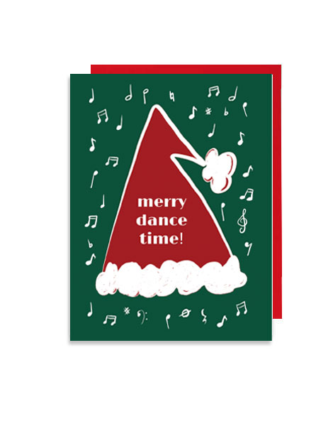 little-love-press-merry-dance-time-folded-note-card