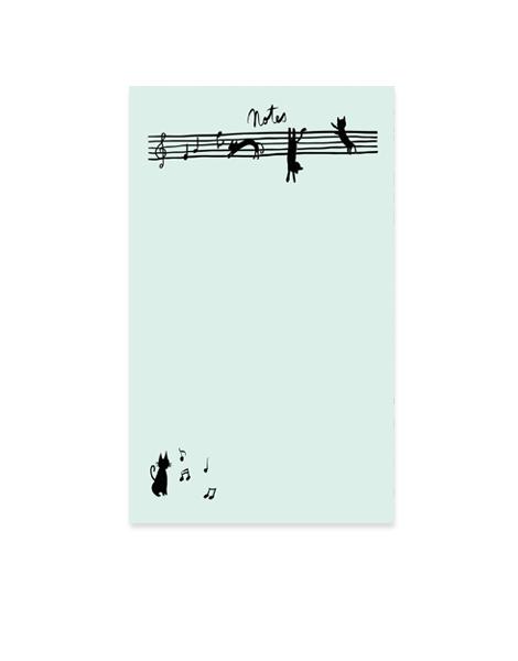 Little Love Press Musical Cats