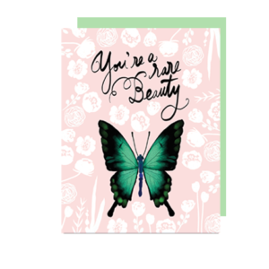 Rare Beauty Note Card